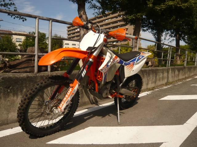 KTM 250EXC-F SIXDAYSの画像(大阪府