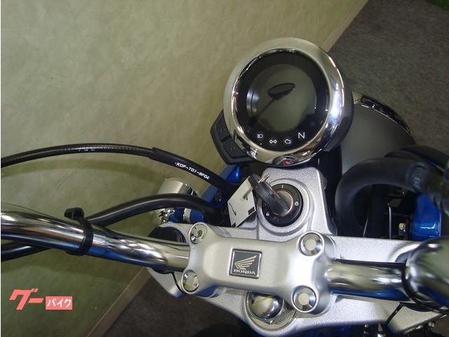 ホンダ モンキー125 国内正規最新モデル フルLED装備の画像(兵庫県