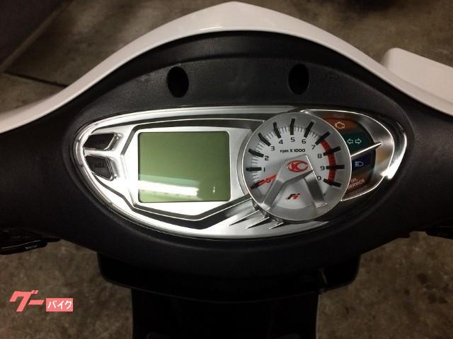 KYMCO GP125i 最新モデル USB装備車の画像(兵庫県