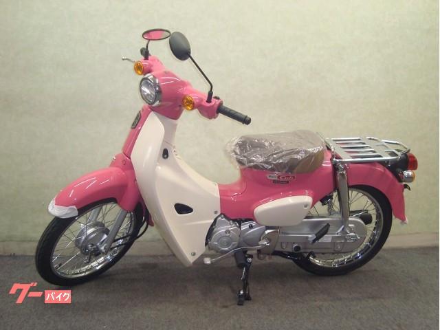 ホンダ スーパーカブ110 『天気の子』ver. 期間限定モデルの画像(兵庫県