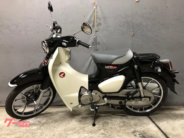 ホンダ スーパーカブC125 国内最新モデル Honda SMART Keyシステムの画像(兵庫県