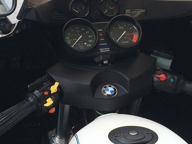 BMW R100RS ETC パニア付の画像(兵庫県