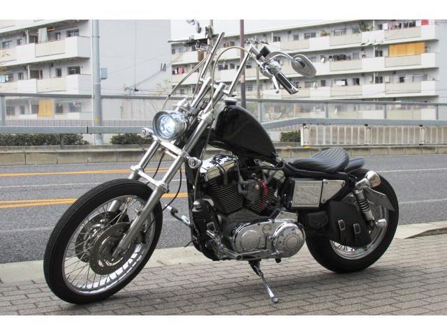 HARLEY-DAVIDSON XL1200S スポーツの画像(大阪府