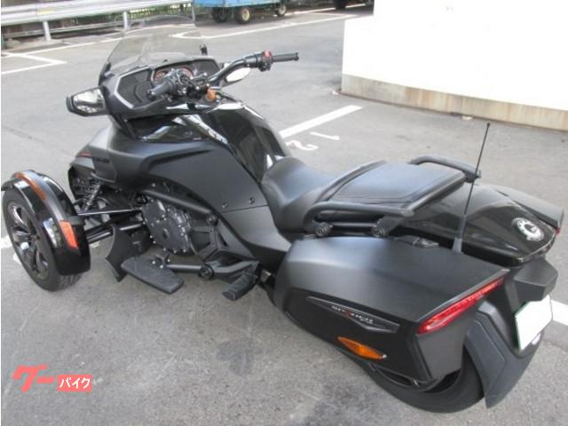 BRP can-am SPYDER F3 LIMITEDの画像(大阪府