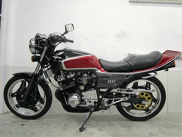 ホンダ CBX400Fの画像(兵庫県