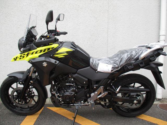 スズキ V-ストローム250 最新モデルの画像(京都府