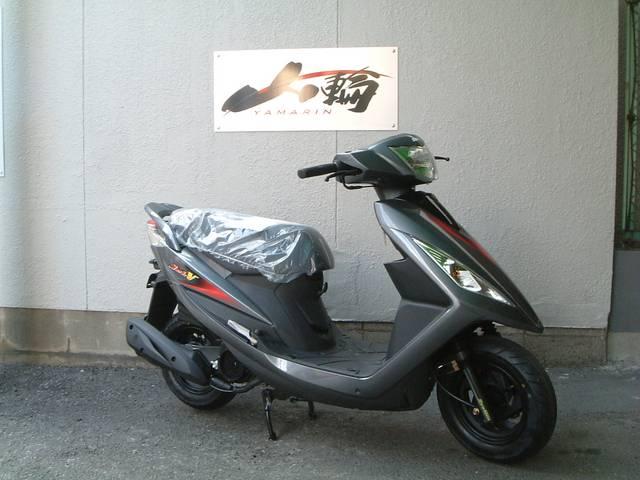 JET V GT125ヨーロッパ仕様型モデル
