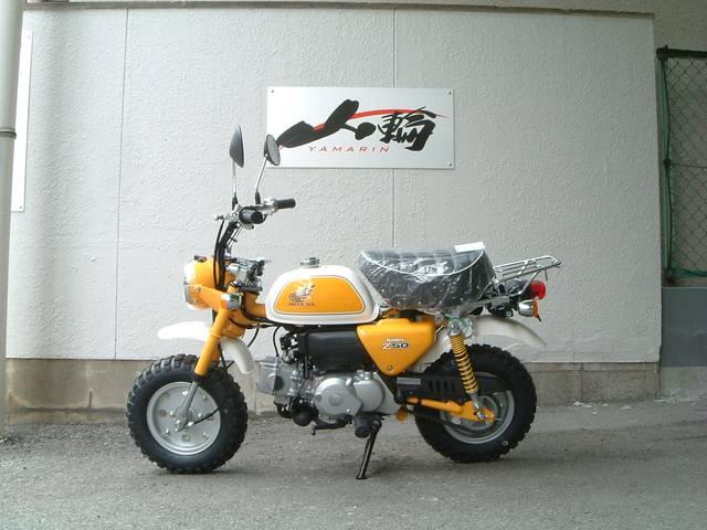 ホンダ モンキー 日本正規PGM-FIモデル 新車の画像(大阪府