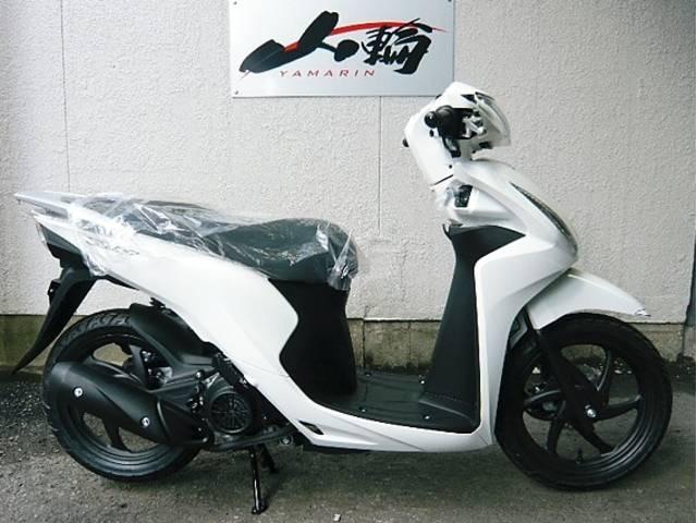 Dio110 eSP型 日本正規仕様・2017年モデル