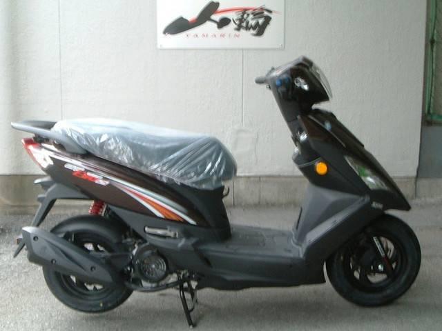 GT125 EVO 限定型 日本正規仕様モデル