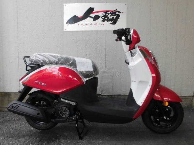 SYM Umi115 日本正規仕様 2016年式モデルの画像(大阪府