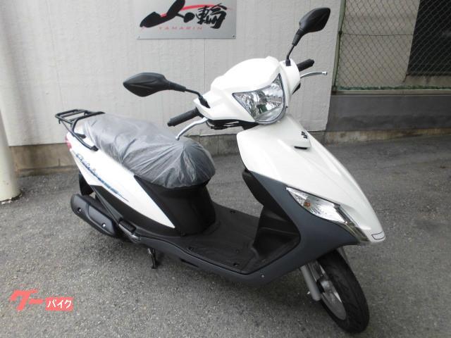 スズキ アドレス125 L9最新現行モデルの画像(大阪府
