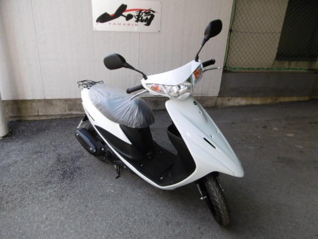 スズキ アドレスV50 最新現行モデル 日本製の画像(大阪府
