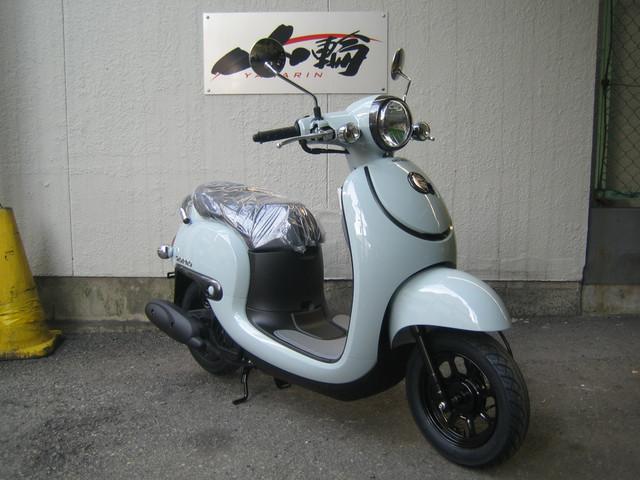 ホンダ ジョルノ 最新現行型 日本熊本製作所生産仕様 eSPエンジン搭載モデルの画像(大阪府