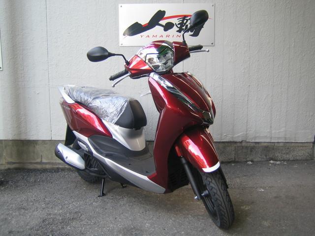 ホンダ リード125 LEDヘッドライト型 最新現行型モデル 新車の画像(大阪府