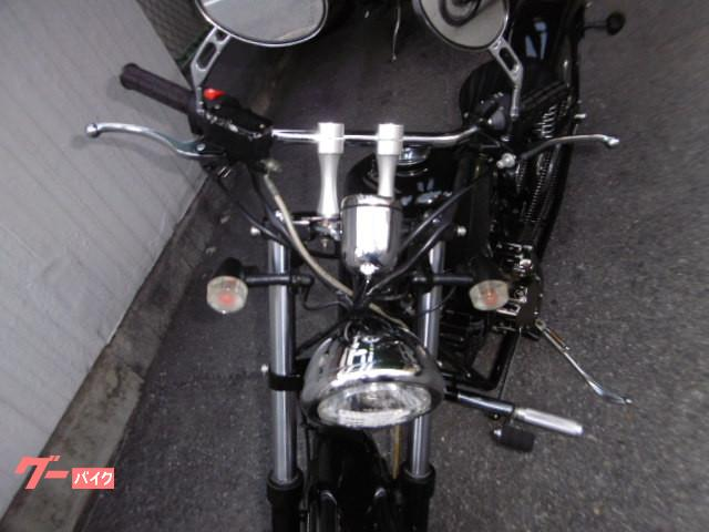 CLEVELAND ヘイスト250 ワンオーナー車 標準装備ケースメッキ型モデルの画像(大阪府