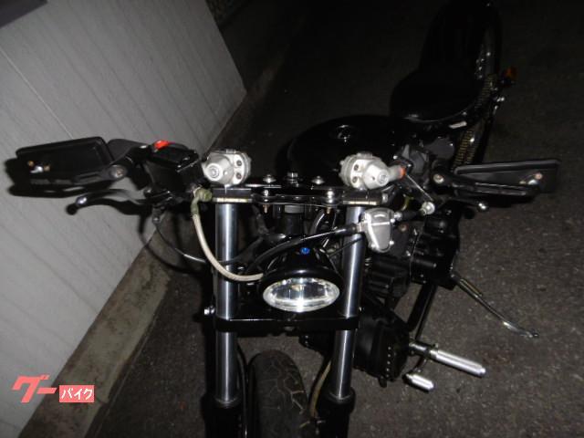 CLEVELAND ヘイスト ワンオーナー車 カスタム各部変更モデルの画像(大阪府
