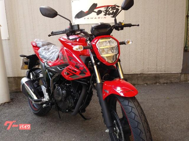 スズキ GIXXER 150 最新現行M1モデル ABS標準の画像(大阪府