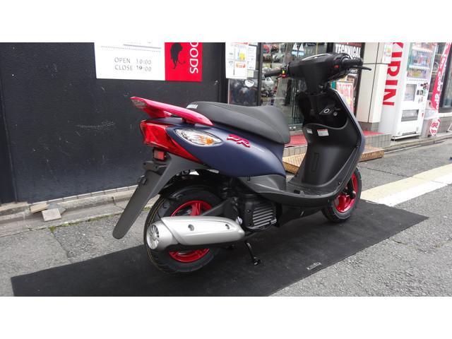 ヤマハ JOG ZR 2017年モデルの画像(京都府