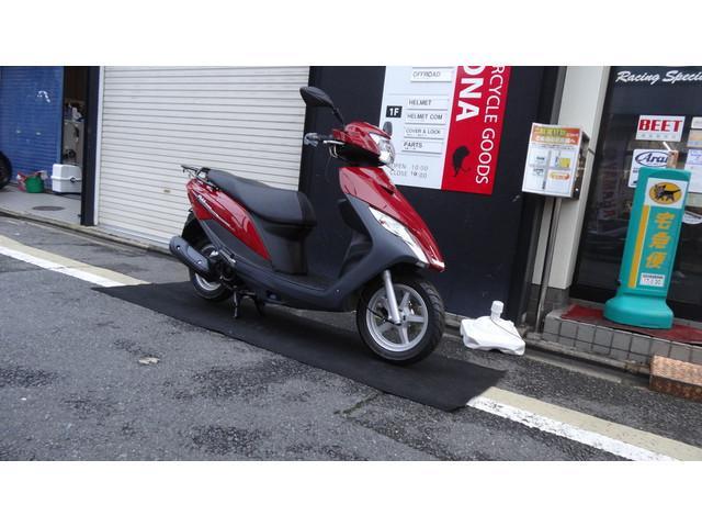 スズキ アドレス125 国内正規モデルの画像(京都府