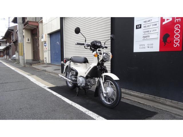 ホンダ クロスカブ50 熊本生産国内正規モデルの画像(京都府