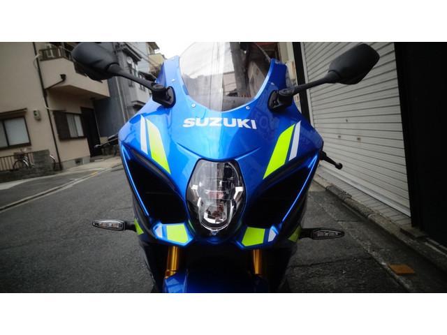 スズキ GSX-R1000R 2018年型フルパワー国内モデルの画像(京都府