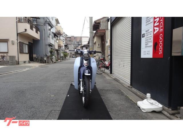 ホンダ スーパーカブC125の画像(京都府