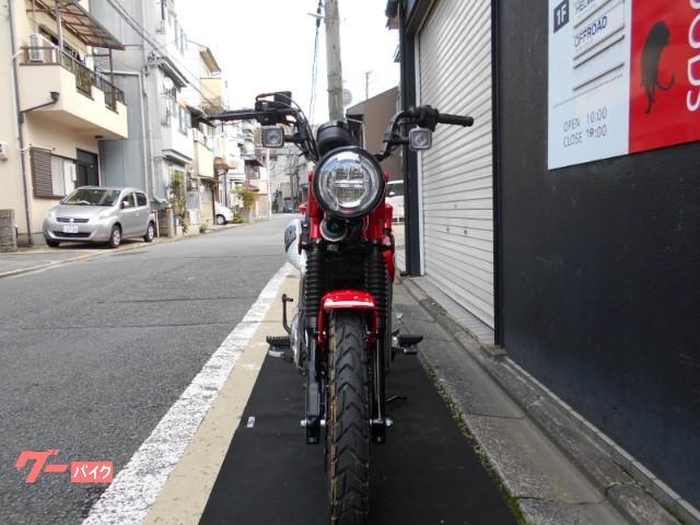 ホンダ CT125ハンターカブの画像(京都府