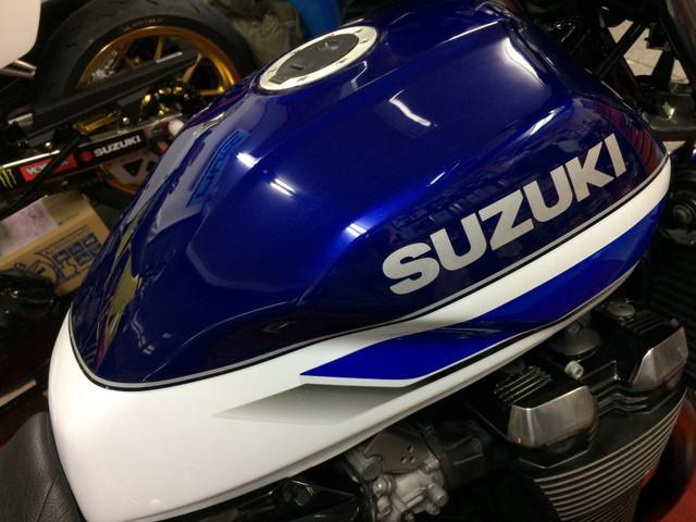 スズキ GSX1400 ワイバーンマフラー付きの画像(兵庫県
