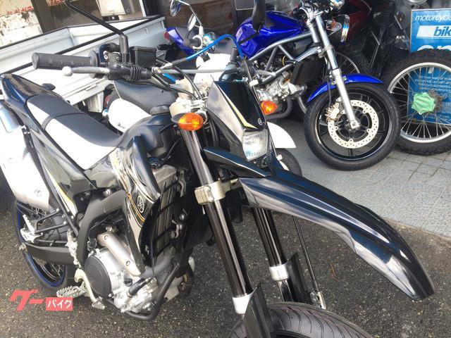 ヤマハ WR250X 前後タイヤ・Rパッド新品の画像(兵庫県