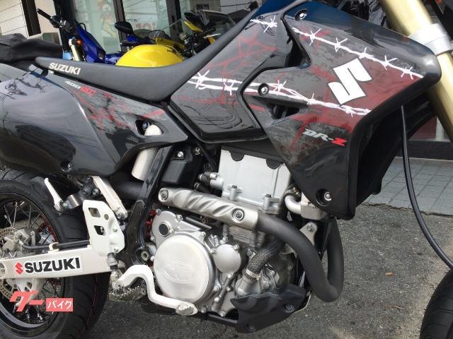 スズキ DR-Z400SM 最終型・前後タイヤ新品の画像(兵庫県