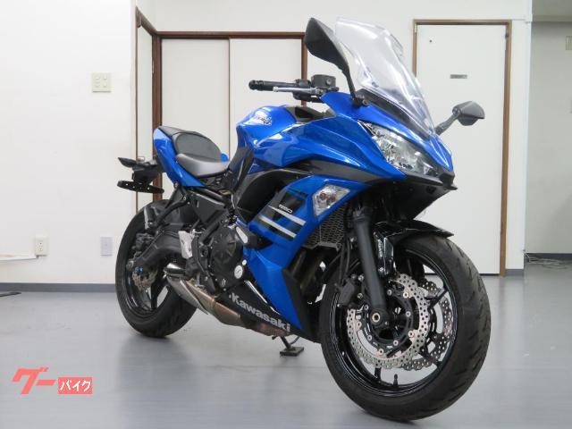 Ninja 650 ABS タンクパッド付き バッテリー新品