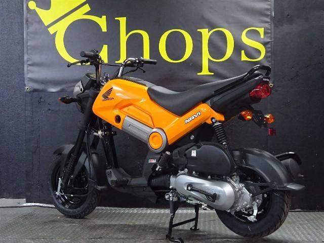 ホンダ NAVI110 輸入新車 オレンジの画像(京都府