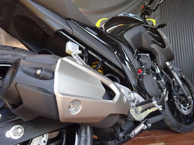 ヤマハ FZ25 新車 ブルーコアエンジン ブラックストリートの画像(京都府