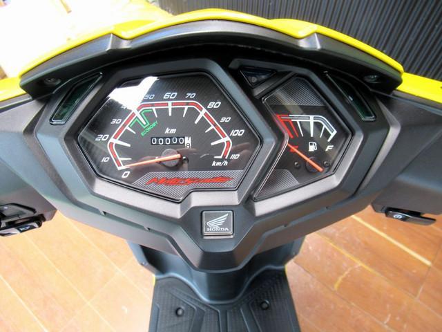 ホンダ Dio110 新車 インド仕様 ストライプイエローの画像(京都府
