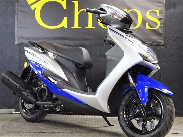 ヤマハ シグナスX SR ファイバーLEDテール搭載 最新モデルの画像(京都府