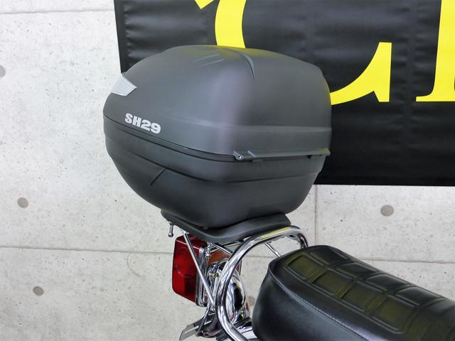 スズキ GN125H 新車 SHAD29リットルBOX付きの画像(京都府