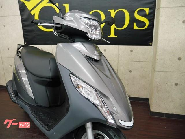 スズキ アドレス125 新車 最新モデルの画像(京都府
