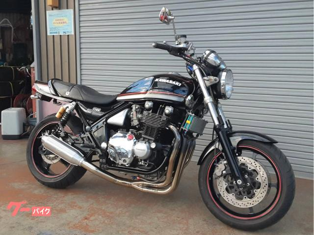 カワサキ ZEPHYR1100 GスピードFCRモナカカスタムの画像(兵庫県