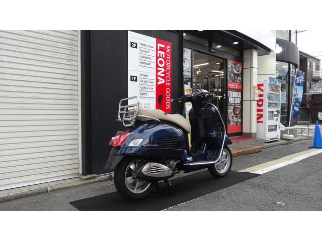 VESPA GTS250IEの画像(京都府