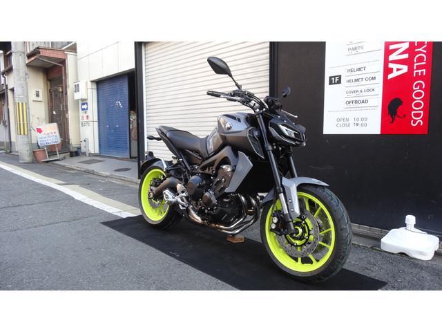 ヤマハ MT-09ABS2017年モデルの画像(京都府