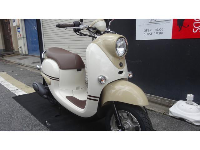 ヤマハ ビーノDX 最新型国内生産モデルの画像(京都府