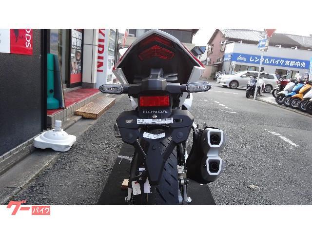 ホンダ CBR250RR ABS仕様 国内正規最新モデルの画像(京都府