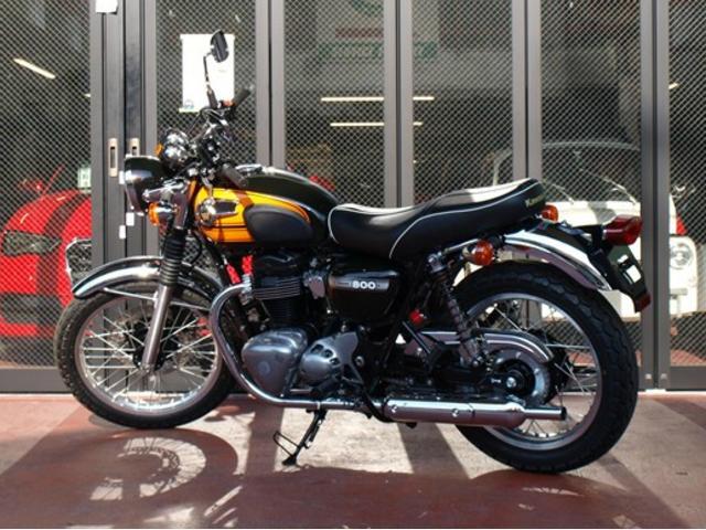 カワサキ W800 FINAL EDの画像(奈良県