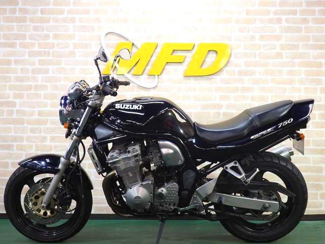 スズキ GSF750 GR7EA フェンダーレスの画像(大阪府