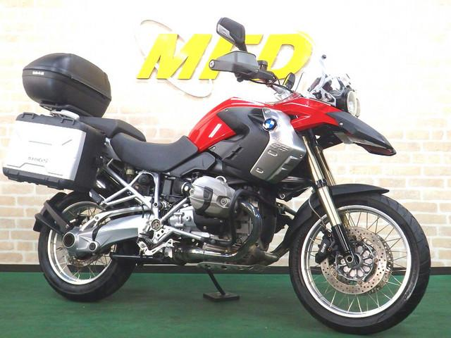 BMW R1200GS ABS フルパニア エンジンガード他の画像(大阪府