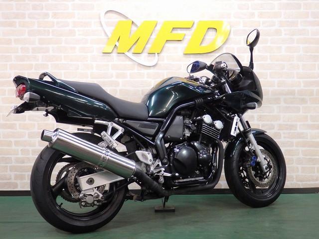 ヤマハ FZS600 逆車 2003年モデル フェンダーレスの画像(大阪府