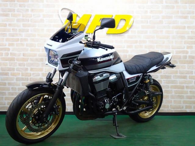 カワサキ ZRX1200 DAEG 2012年モデル カスタム多数の画像(大阪府