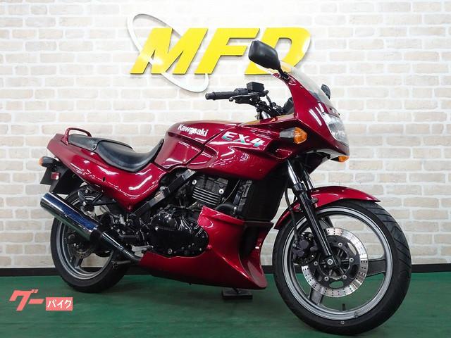 カワサキ EX-4 EX400B 1994年モデル フルノーマルの画像(大阪府