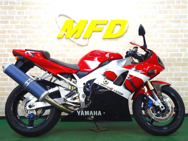 ヤマハ YZF-R1 逆車 5バルブ 2000年モデルの画像(大阪府